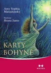 Amy Sophia Marashinsky: Karty Bohyně