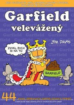 Jim Davis: Garfield velevážený - č.44