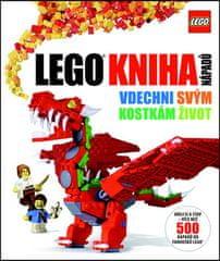 Lego® Kniha nápadů - Vdechni svým kostkám život
