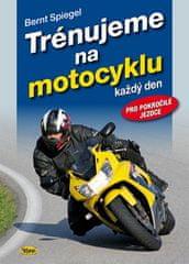 Bernt Spiegel: Trénujeme na motocyklu