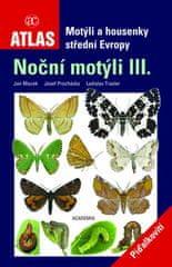 Jan Macek: Atlas Noční motýli III. - Motýli a housenky střední Evropy - Píďalkovití