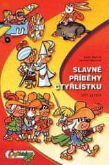 Ljuba Štíplová: Slavné příbehy Čtyřlístku - 1971 a 1974