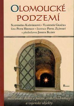 Slavomíra Kašpárková: Olomoucké podzemí