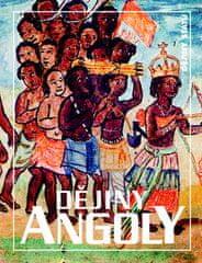 Jan Klíma: Dějiny Angoly