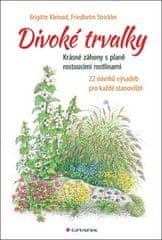 Brigitte Kleinod: Divoké trvalky - Krásné záhony s planě rostoucími rostlinami