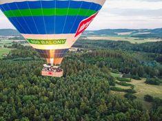 Adrop.sk Let balónom Košický kraj