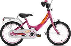 Puky Detský bicykel ZL 16 Alu Edition - berry