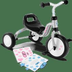 Puky Dětská tříkolka Fitsch - světlešedá