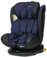 Casualplay CASUALPLAY – Playxtrem Autosedačka 0-36 kg Revol Fix Roll (Blue) 2019