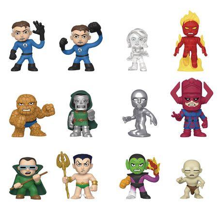 Funko Mystery Minis: Fantastic Four figura