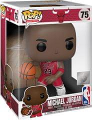 Funko POP! NBA: Bulls figura, Michael Jordan #75