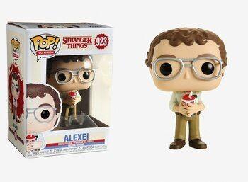 Funko POP! Stranger Things figura, Alexei #923