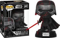 Funko POP! Star Wars: The Rise of Skywalker elektronska figura, Kylo Ren #308