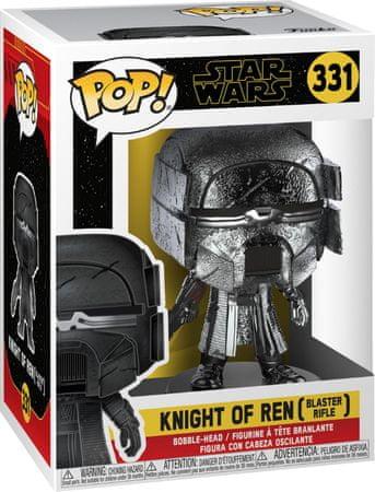 Funko POP! Star Wars: The Rise of Skywalker figura, Knight of Ren (Blaster Rifle) #331