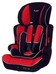 Play Autosedačka Safe Ten 9-36 kg - Red/black