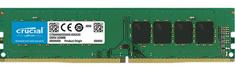 Crucial 32 GB DDR4-2666, UDIMM, PC4-21300, CL19 memorija (RAM) (CT32G4DFD8266)