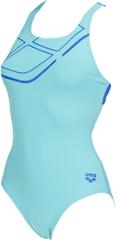 ARENA dámské plavky W Essential Swim Pro Back One Piece (002543-880)