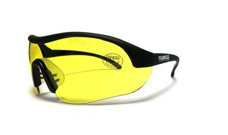 Ramda Pro zaščitna očala, rumena, Anti UV (RA 895264)