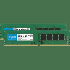 Crucial pomnilnik (RAM),16 GB (2x 8GB), DDR4, 2666 UDIMM (CT2K8G4DFS8266)