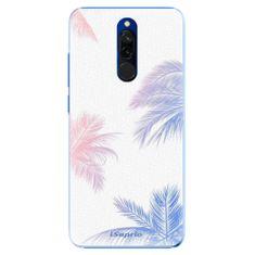 iSaprio Plastový kryt s motívom Digital Palms 10