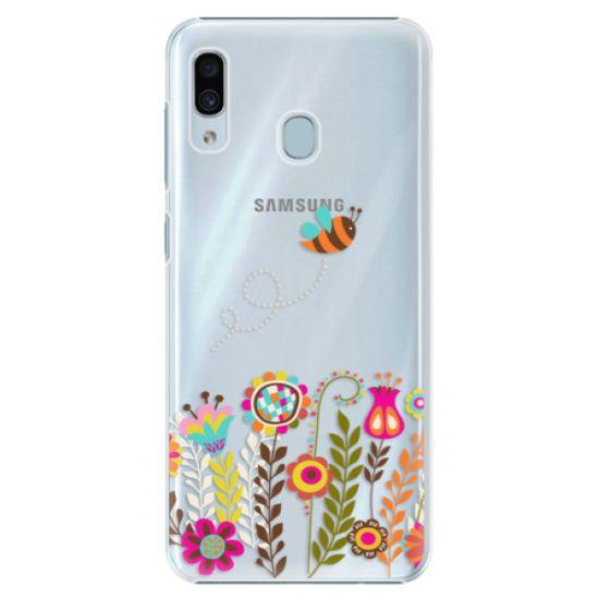 iSaprio Plastový kryt - Bee 01 pro Samsung Galaxy A20