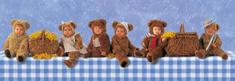 Schmidt Anne Geddes: Piknik plyšových medvedíkov 1000 dielikov