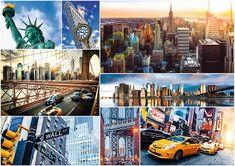 Trefl New York - Collage 4 000 dielikov