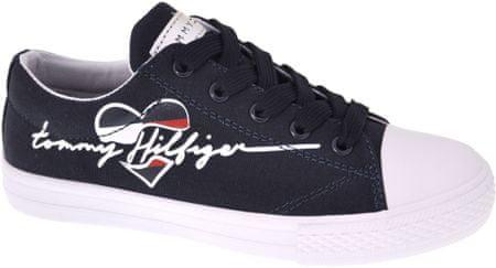 Tommy Hilfiger lány cipő T3A4-30600-0924800, 28, kék