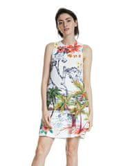 Desigual dámske šaty Tropical Pacific 20SWVK91