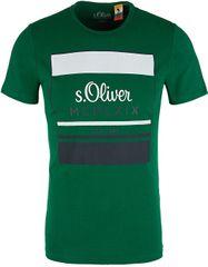 s.Oliver Pánske tričko 13.001.32.4522 .7662