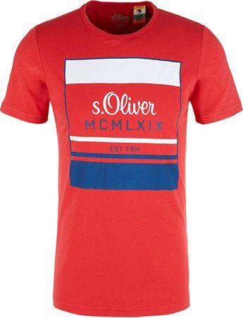 s.Oliver Moška majica 13.001.32.4522 .3250 (Velikost M)
