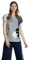 Desigual dámske tričko Refresh 20SWTK70