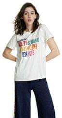 Desigual dámske tričko Colors 20SWTK28