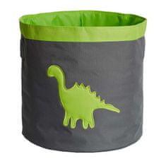 Love It Store It Velký úložný box kulatý - Dinosaurus