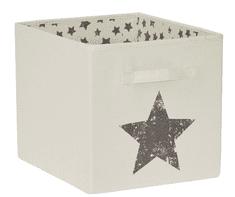 Love It Store It Velký box na hračky - přírodní barva, Star