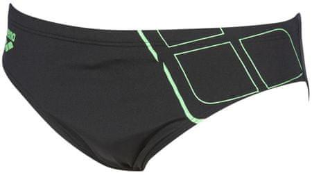 ARENA férfi úszóndrág M Essentials Brief (002460 506) 4 fekete