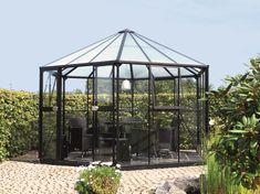 VITAVIA zahradní pavilon VITAVIA HERA 9000 černý