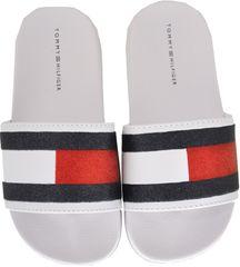 Tommy Hilfiger dívčí pantofle T3A0-30675-0813100