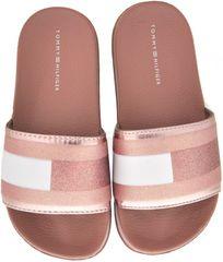 Tommy Hilfiger dívčí pantofle T3A0-30675-0813341