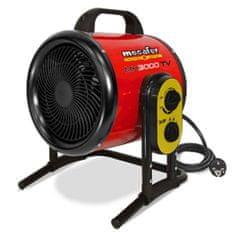 Mecafer topný ventilátor, 3000 W