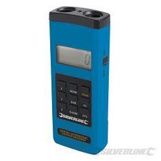 Silverline 650926 digitální laserový dálkoměr