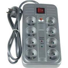 Cdiscount prodlužovací kabel s 8-mi zásuvkami