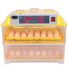 Poils & Plumes plně automatický inkubátor vajec na 96 kusů