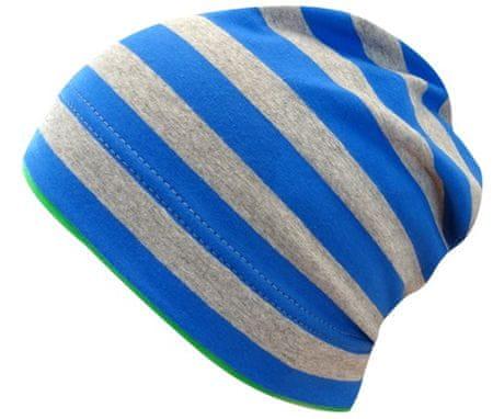 Maximo fiú sapka 55, szürke/kék