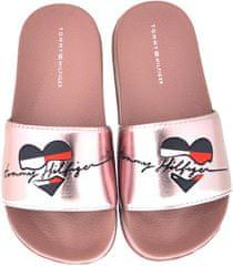 Tommy Hilfiger dievčenské papuče T3A0-30677-0632341-