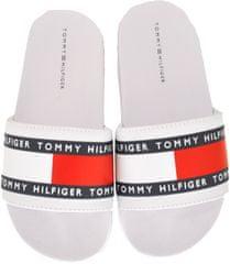 Tommy Hilfiger chlapčenské šľapky T3B0-30758-0905100