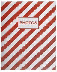 KPH Fotoalbum Mainstream červené 13x18