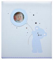 KPH Dětské fotoalbum Baby baloon modré