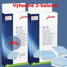 Jura Odvápňovacie tablety 9 + 9 kusov