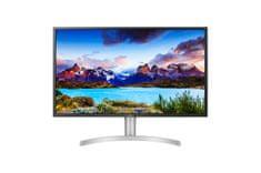 LG 32UL750-W monitor, 4K UHD, VA